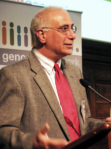 Dr. Jonathan Marks in London 2007