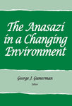 The Anasazi in a Changing Environment, Book Cover