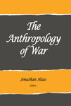 Anthropology of War, Book Cover