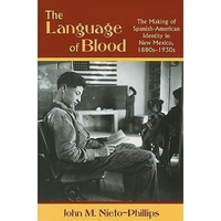 The Language of Blood, by John Nieto-Phillips