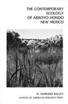 The Contemporary Ecology of Arroyo Hondo New Mexico