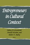 Entrepreneurs in Cultural Context