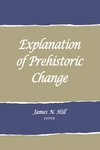 Explanation of Prehistoric Change