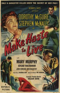Make Haste to Live movie poster
