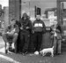Belfast youth, Falls Road, at Rockville Street
