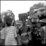 Busy Market, Freetown, Sierra Leone