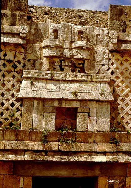 mayan art architecture