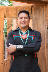Max Early, 2015 Indigenous Writer-in-Residence Fellow