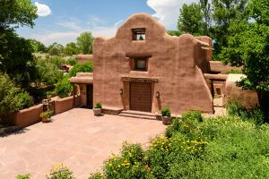 Walking Tours of SAR's Historic Estate @ School for Advanced Research | Santa Fe | New Mexico | United States