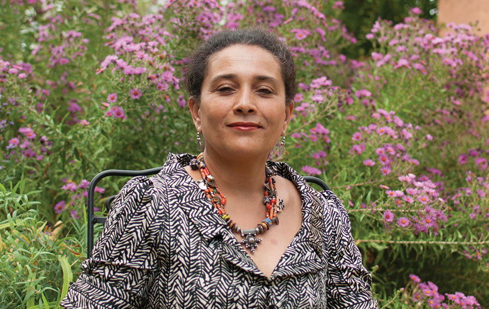 2010 Resident Scholar Jamila Bargach, Harvesting Fog and Teaching Tech