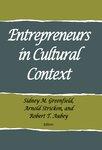 Entrepreneurs in Cultural Context
