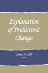Explanation of Prehistoric Change