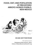 Food, Diet and Population at Prehistoric Arroyo Hondo Pueblo