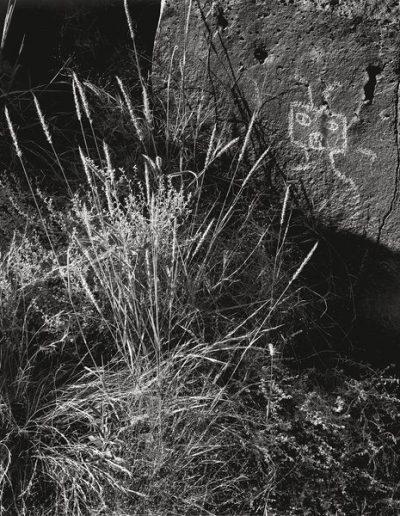 Katsina Figure, Rinconada Canyon