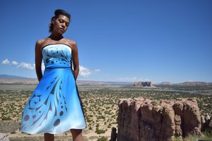 SAR Welcomes Acoma Fashion Designer and Jeweler Loren Aragon, the 2017 Ronald and Susan Dubin Fellow