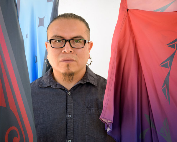 Acoma Designer Pushes Creative Boundaries in the Fashion World