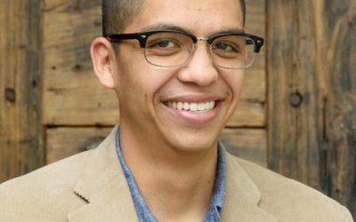 SAR's 2016-2017 Lamon Scholar, Gregorio Gonzales on NPR