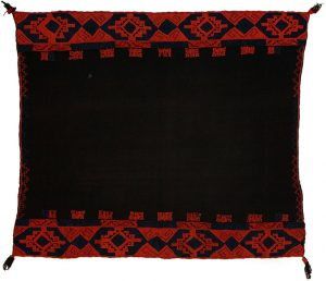 """Pueblo Textiles and Embroideries."" @ St. Francis Auditorium, New Mexico Museum of Art"