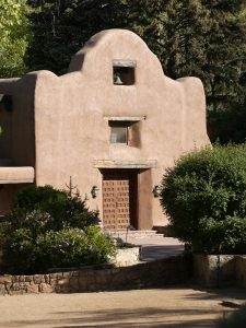 """Pueblo Revival Architecture."" @ St. Francis Auditorium, New Mexico Museum of Art"