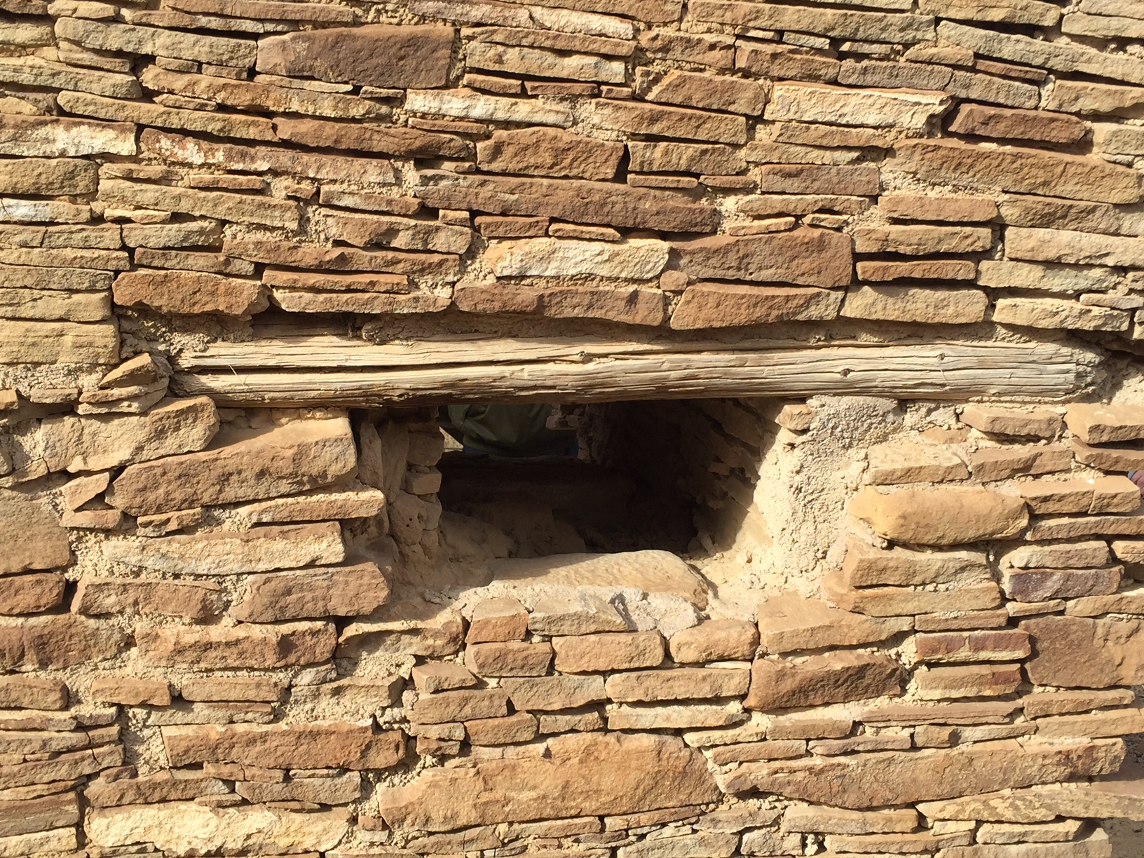 Window at Chaco