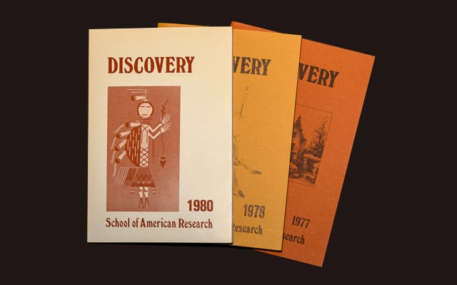 Relaunching Discovery: SAR Resident Scholars at Work