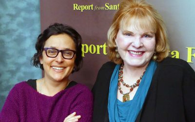 "PBS's ""Report from Santa Fe"" interviews Dr. Gabriella Coleman"