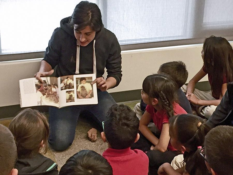 Bringing Native Art to Underserved Students