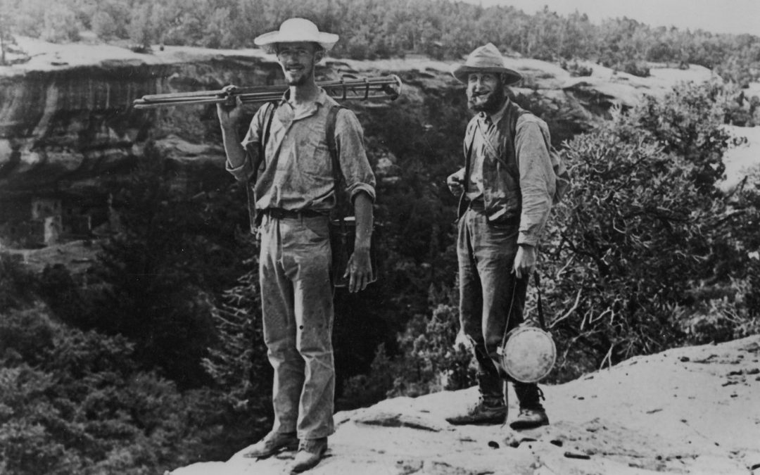 SAR In Depth: Edgar Lee Hewett and the Early Pioneers of Southwestern Archaeology