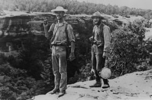 SAR In Depth: Edgar Lee Hewett and the Early Pioneers of Southwestern Archaeology @ Dobkin Boardroom, SAR