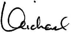Michael F Brown, short signature