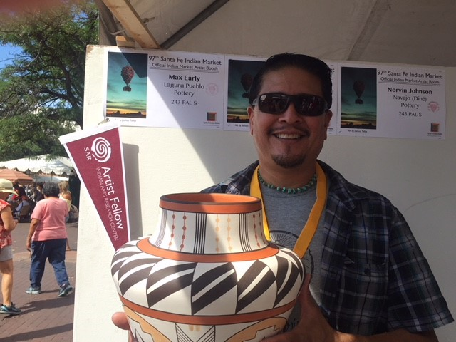 Guide to IARC Native Artist Fellows at the 2019 Santa Fe Indian Market