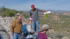 Field Trip: Tewa Pathways from Tsankawi to Pojoaque @ Tsankawi | New Mexico | United States