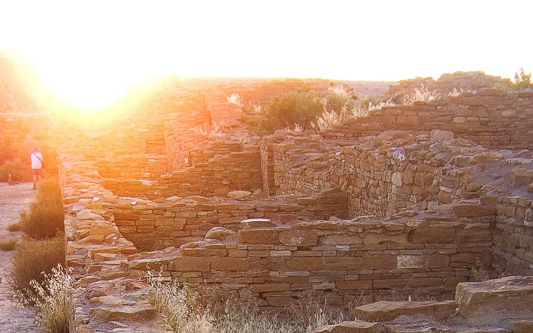 LiDAR and 3D modeling Reveal Untold Stories of Chaco Canyon