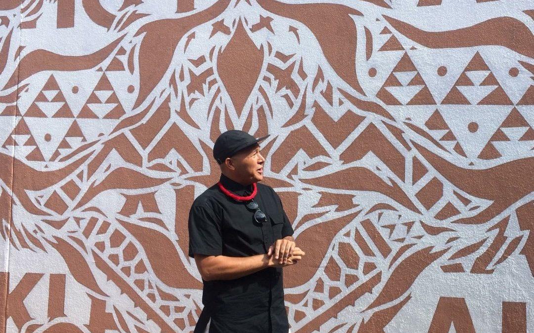 Ian Kuali'i: Artist Talk, Reception & Open Studio