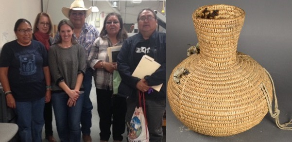 Guidelines in Action: Museum of Indian Arts and Culture and Jicarilla Apache Baskets