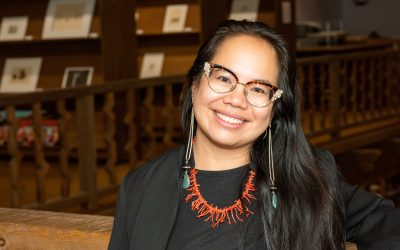 Elysia Poon named Indian Arts Research Center Director