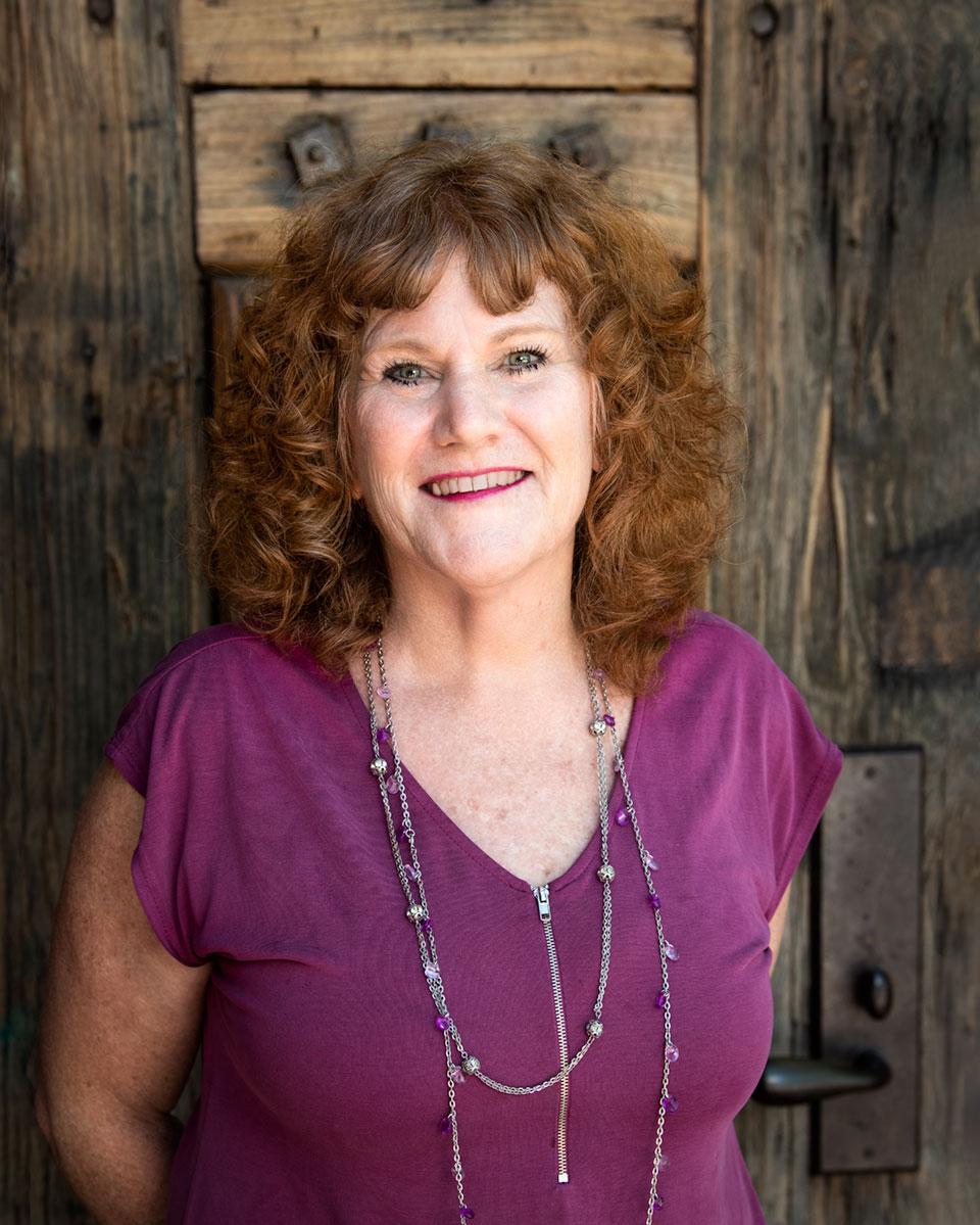 Marcia Richardson