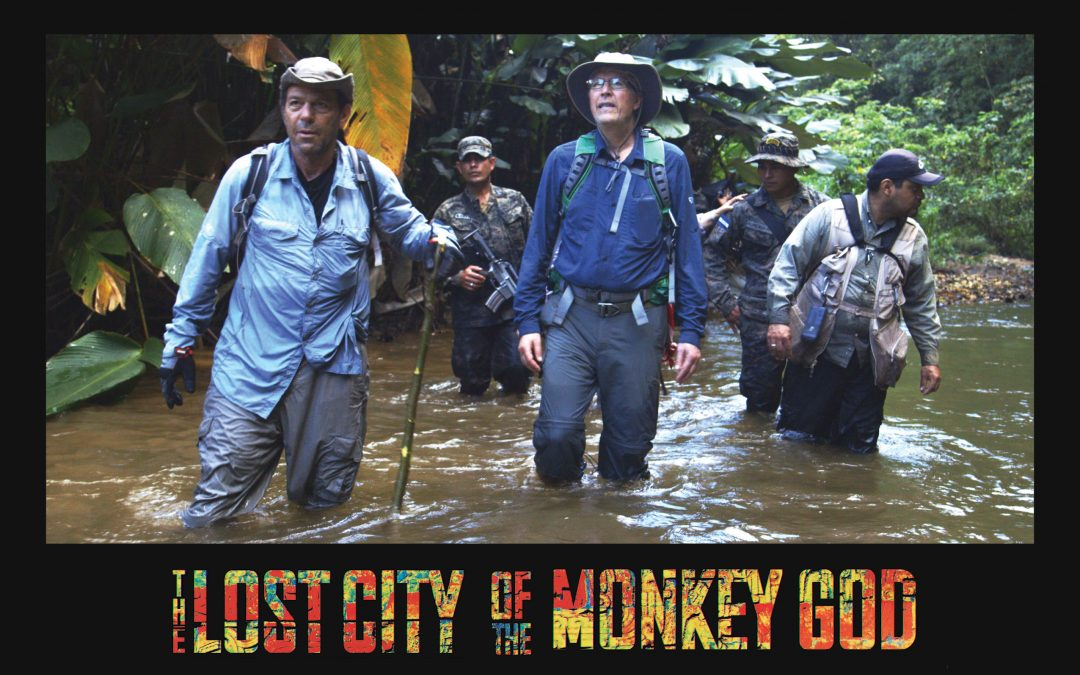 Film: The Lost City of the Monkey God