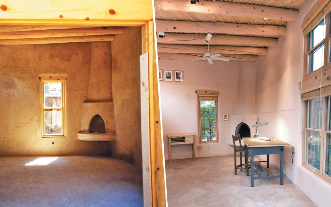 A Sunny Studio Fosters Creativity