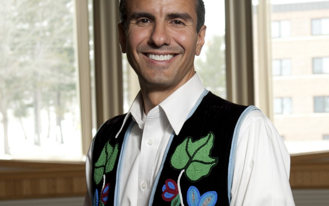 IARC Speaker Series – The Language Warrior's Manifesto: Indigenous Language, Culture, and Art in Motion with Anton Treuer