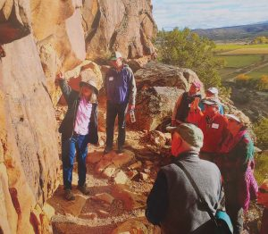 POSTPONED - Field Trip: Memories in the Landscape: Bluff and Cedar Mesas and Bears Ears National Monument @ Depart from SAR | Santa Fe | New Mexico | United States