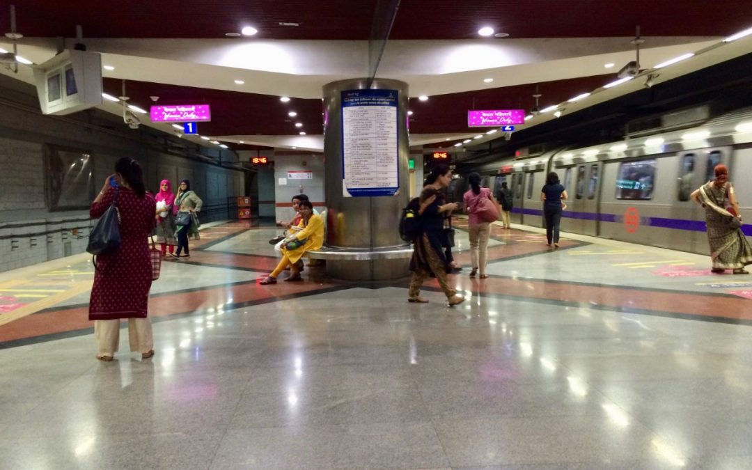 Lessons from the Delhi Metro with Rashmi Sadana