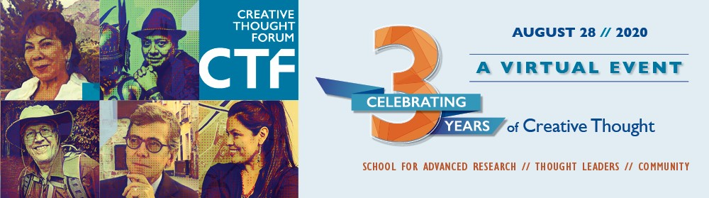 Celebrating Three Years of Creative Thought: A Virtual Event