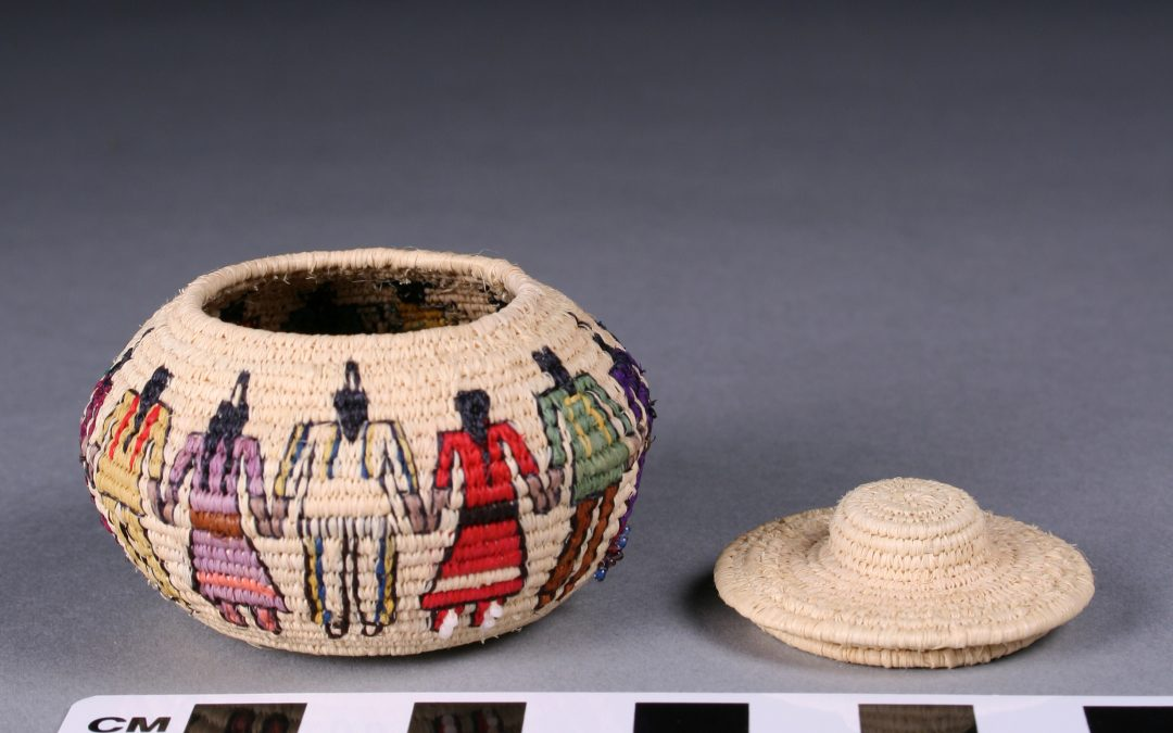In the Vault: Miniature Basket Illustrates the Big Impact of Tiny Things