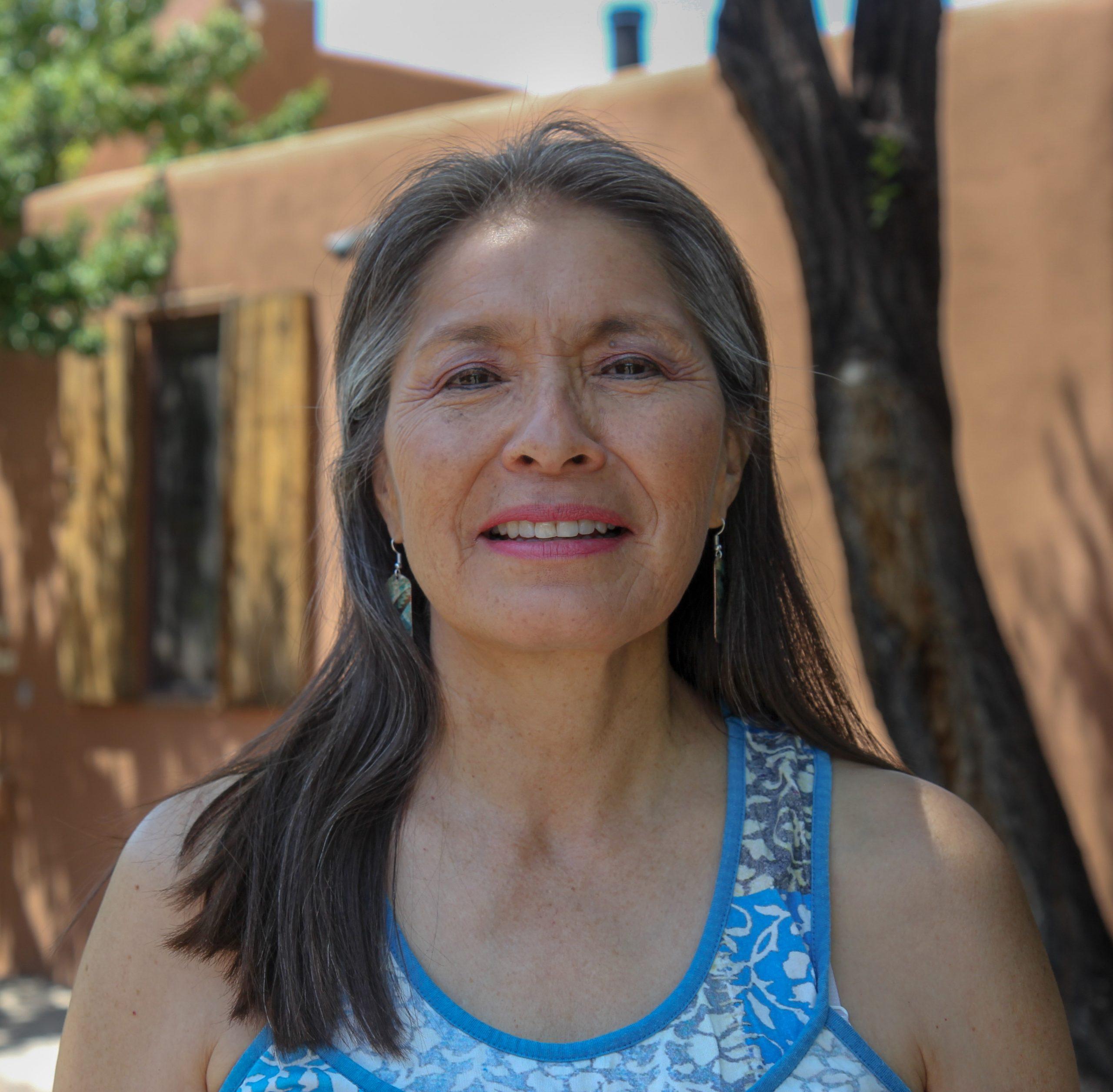 June Lorenzo laguna pueblo SAR board member