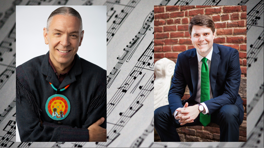"""Virtual Happy Hour presented by SAR and the Santa Fe Symphony: """"Tate Meets Mozart"""""""