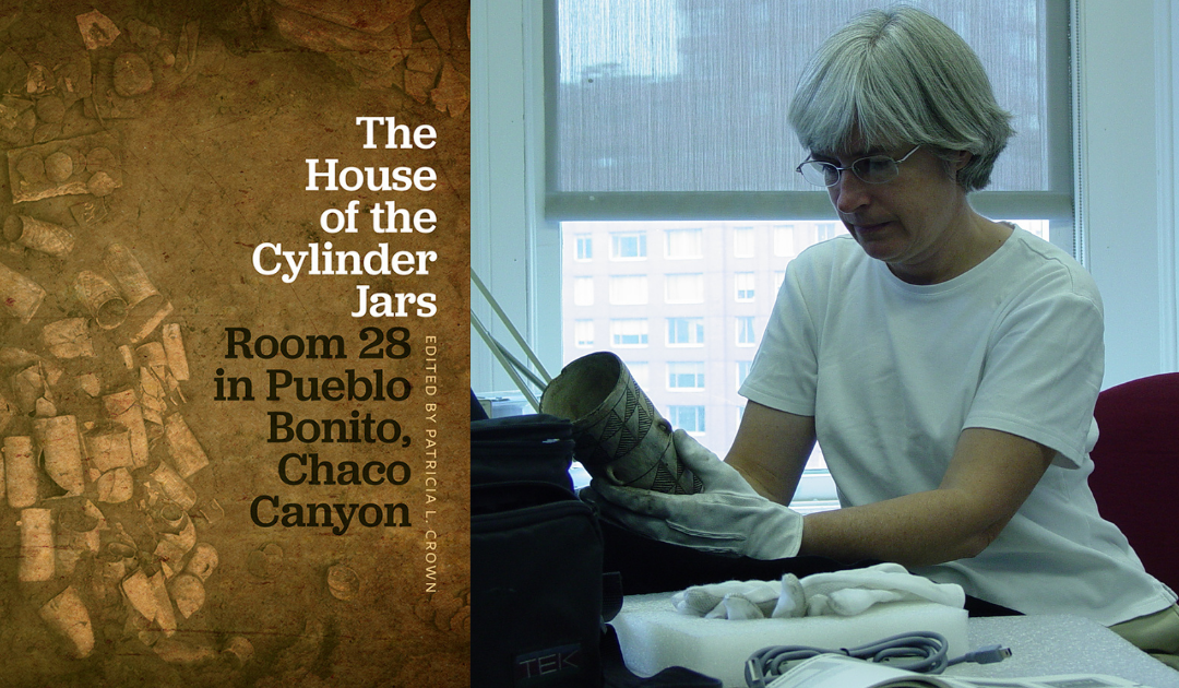 Book Talk: The House of the Cylinder Jars