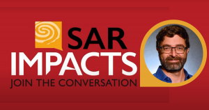 SAR Impacts: Member Conversation with Paul Ryer @ Hosted online. Register below.