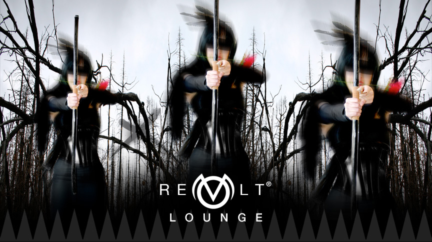 President's Circle Virtual Happy Hour with Virgil Ortiz: Revolt Lounge
