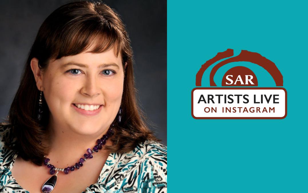 SAR Interns Live on Instagram with Katherine Barry